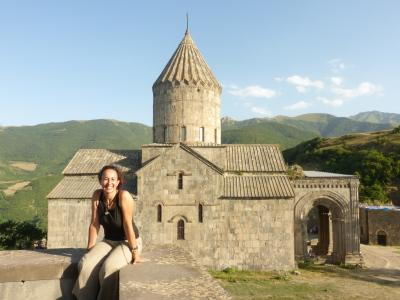 Armenia, agosto 2014
