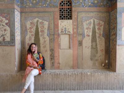 Irán, agosto 2014