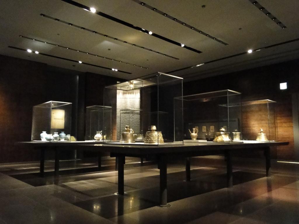 Interior del Museo de Arte Islámico de Doha