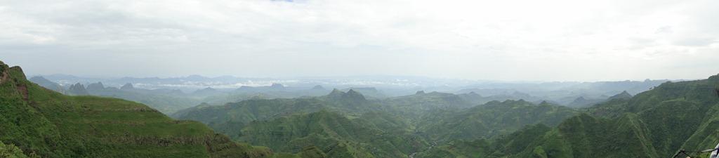 Vista panorámica de las Simens