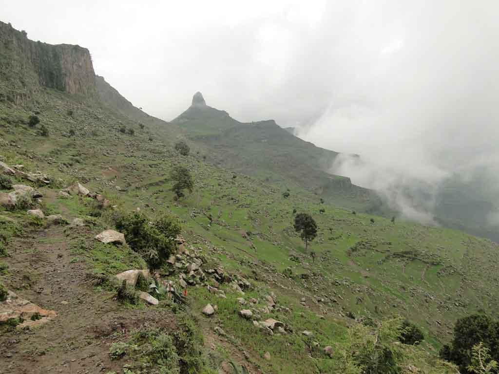 En ruta hacia el Abuna Yoseph
