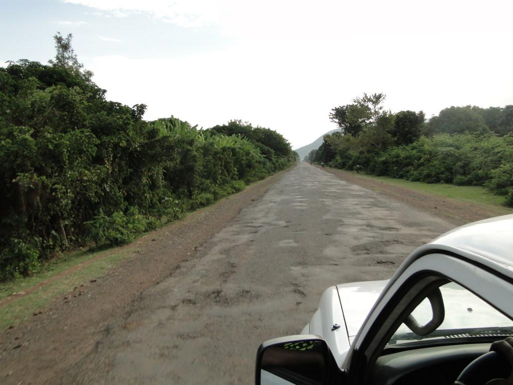Carretera sur de Etiopía