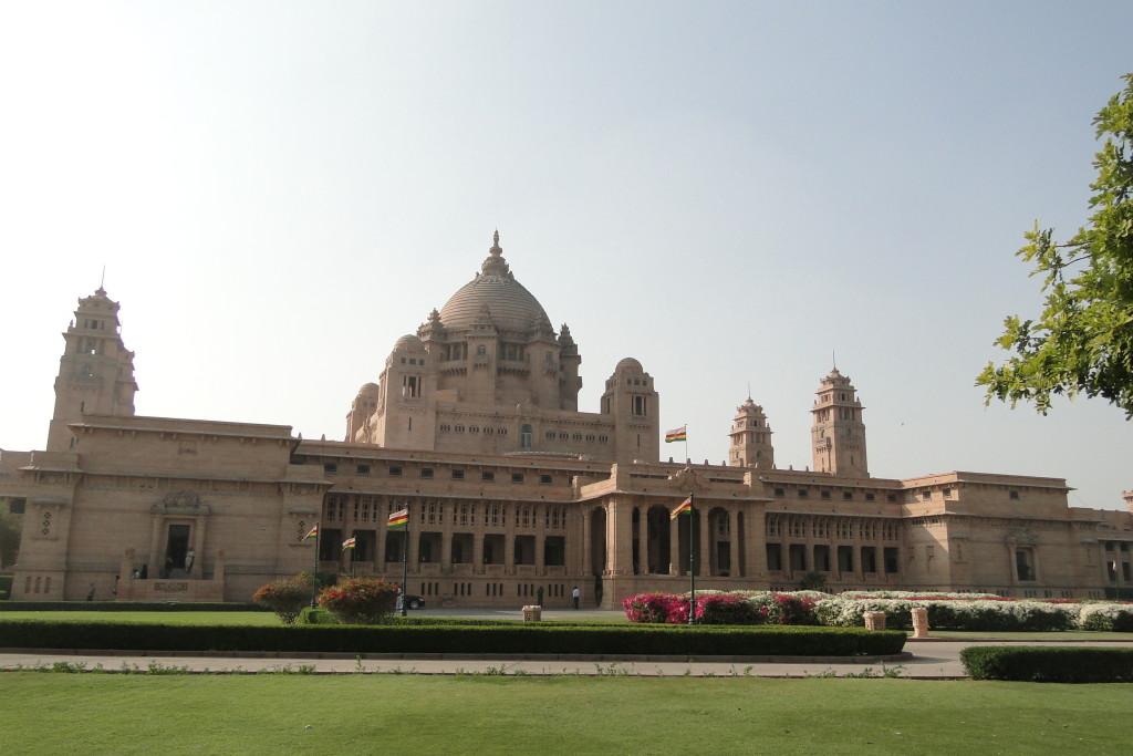 Palacio y Museo de Umaid Bhawan, Jodhpur, India