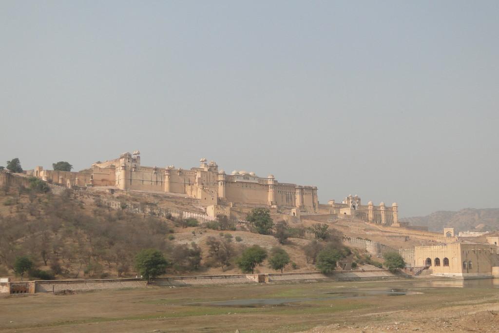 Amber, India