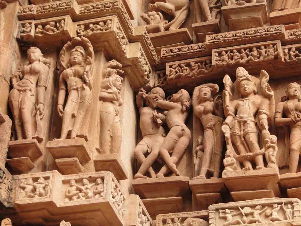 Templos de Khajuraho, India