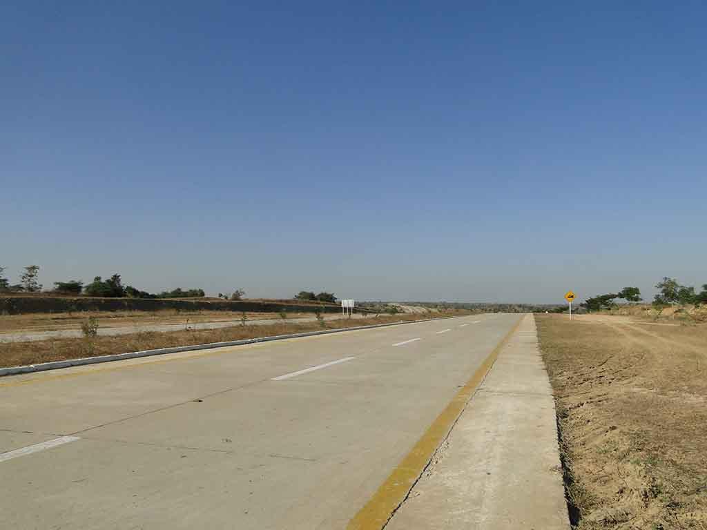 Carretera Yangon-Mandalay