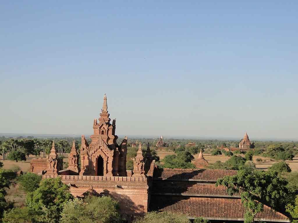 Templo de Bagan
