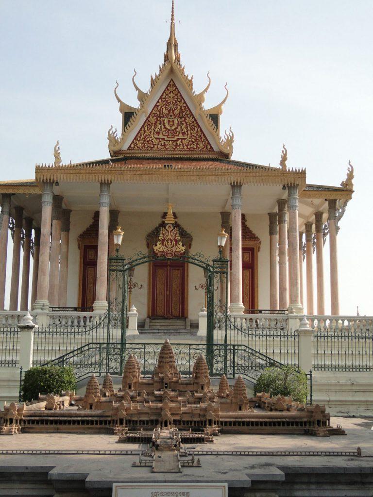 Pagoda de Plata, Phnom Penh