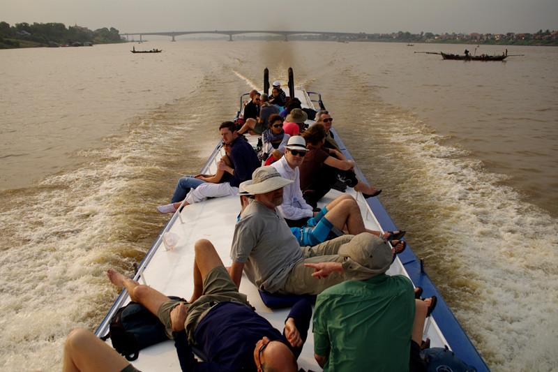 Ferry Phnom Penh a Siem Reap