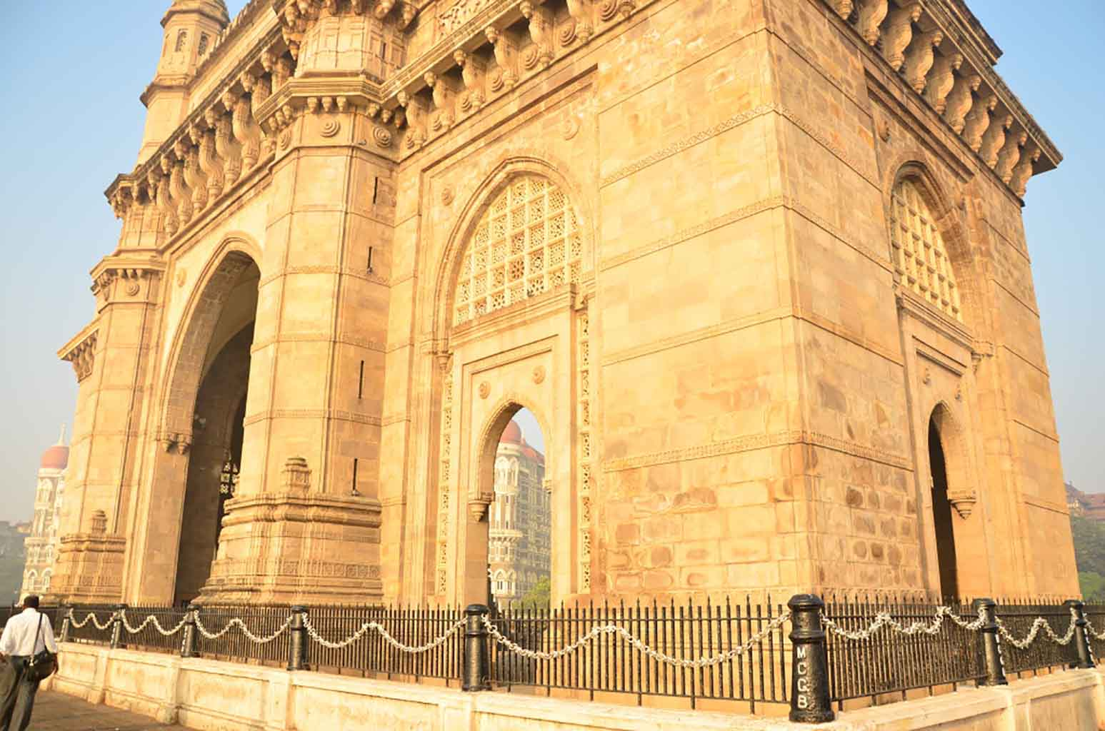 Gateway of India. Mumbai