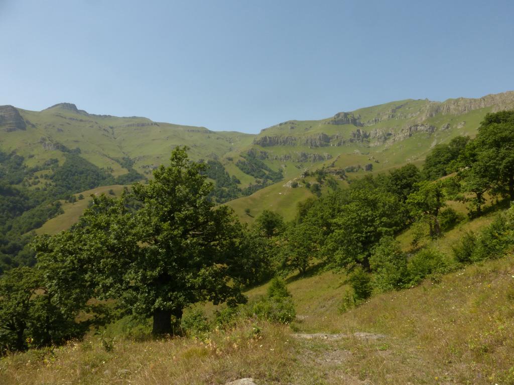 Trekking por Dilijan, Armenia