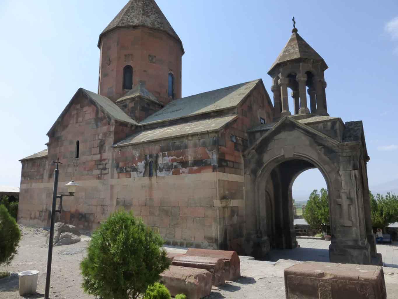 Monasterio de Khor Virap, Armenia