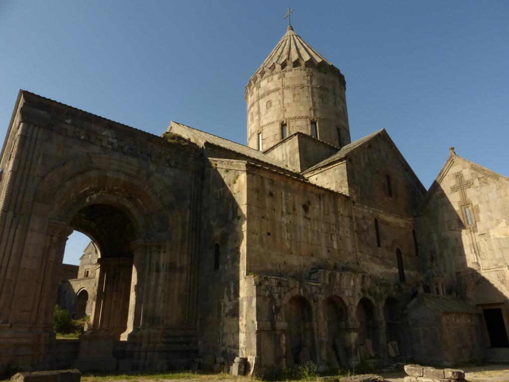 Monasterio de Tatev, Armenia