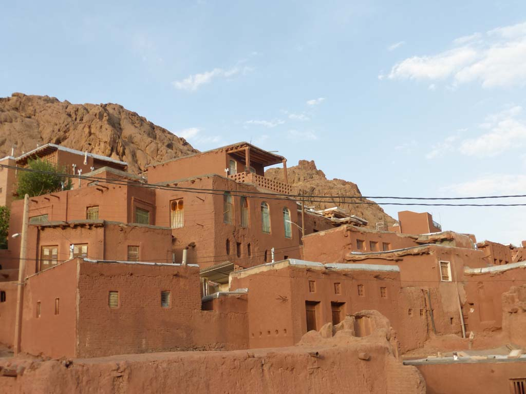 Viajar a Irán: Abyaneh