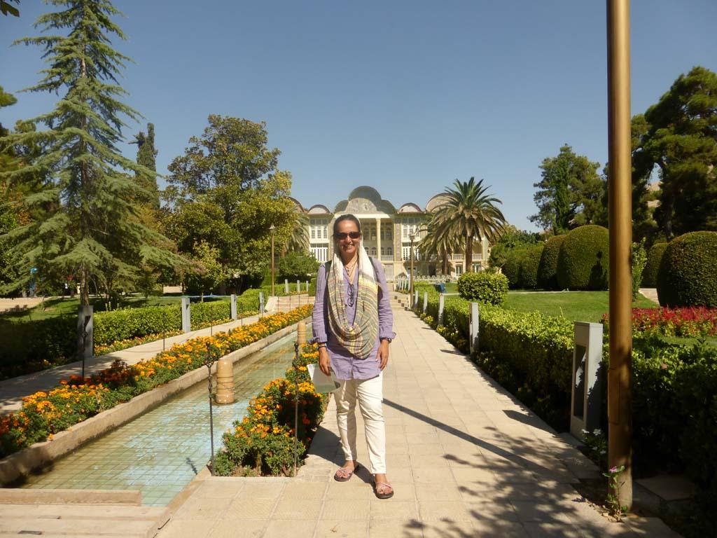 Vestir en Irán
