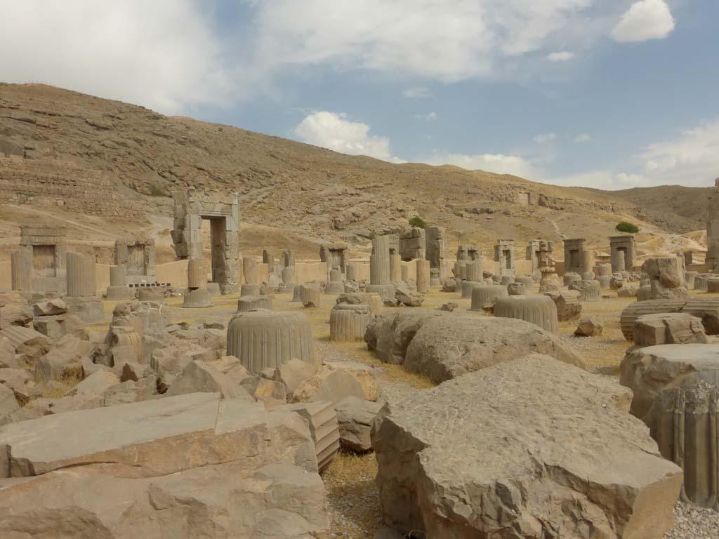 Viajar a Irán: Persépolis