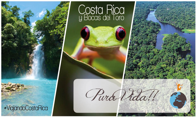 Costa Rica y Bocas del Toro