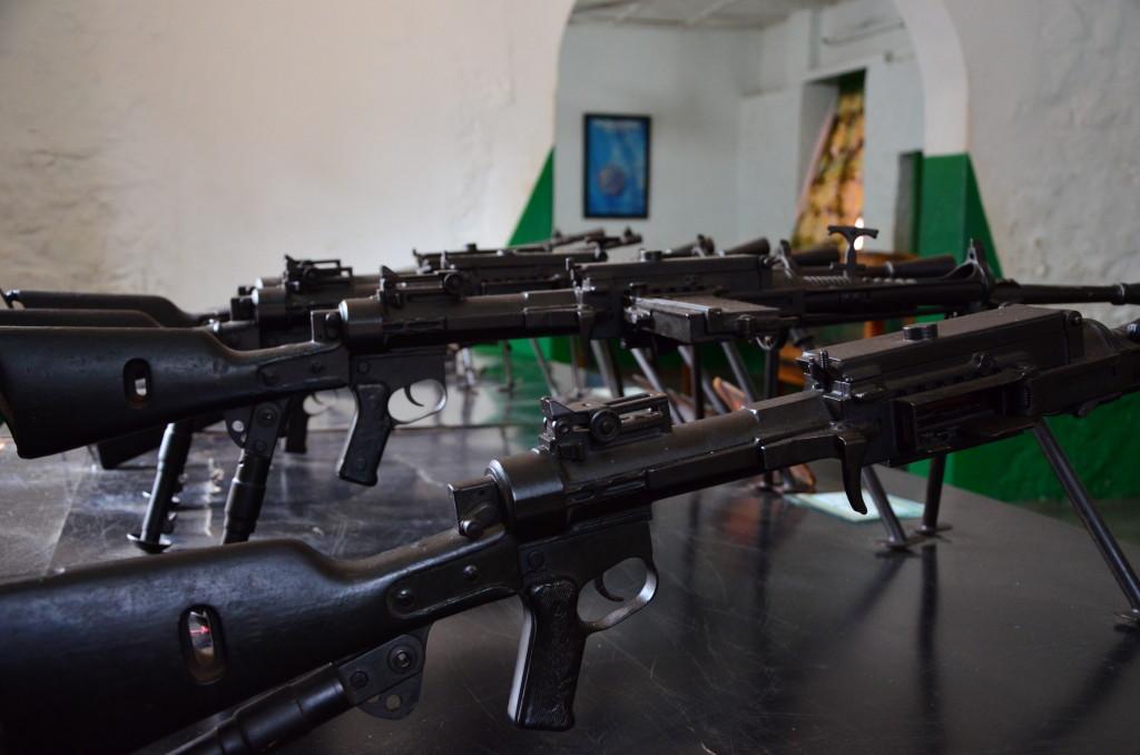 Museo de la Armada de Kumasi