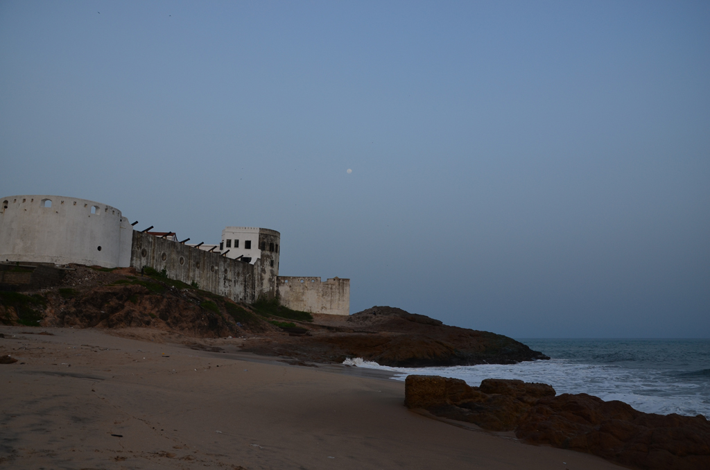 Castillo de Cape Coast