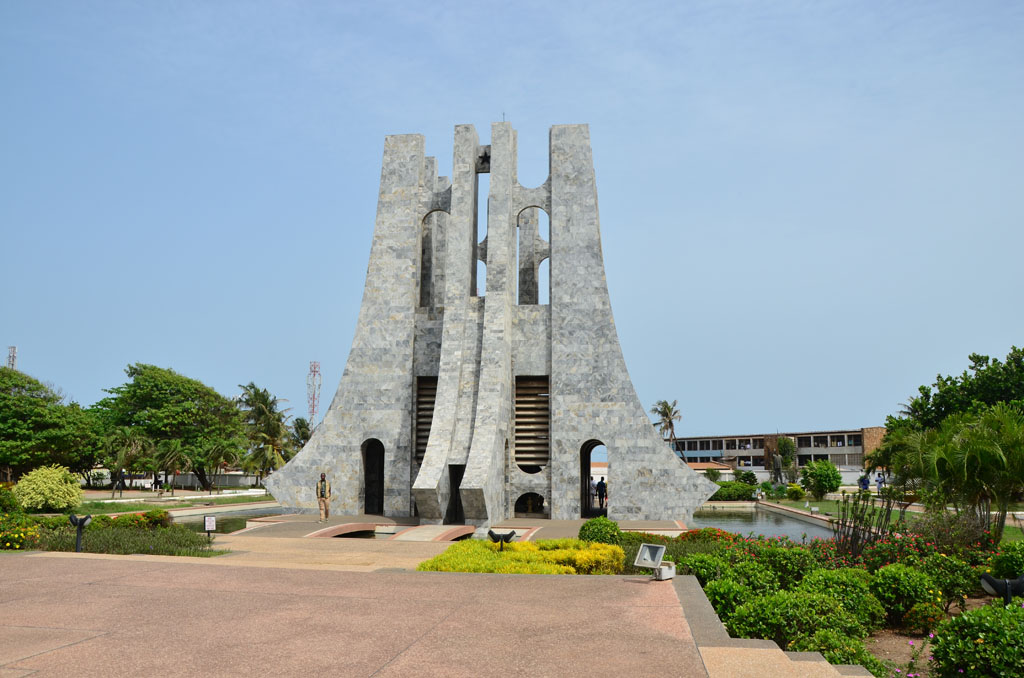 Mausoleo de Kwame Nkrumah e Accra
