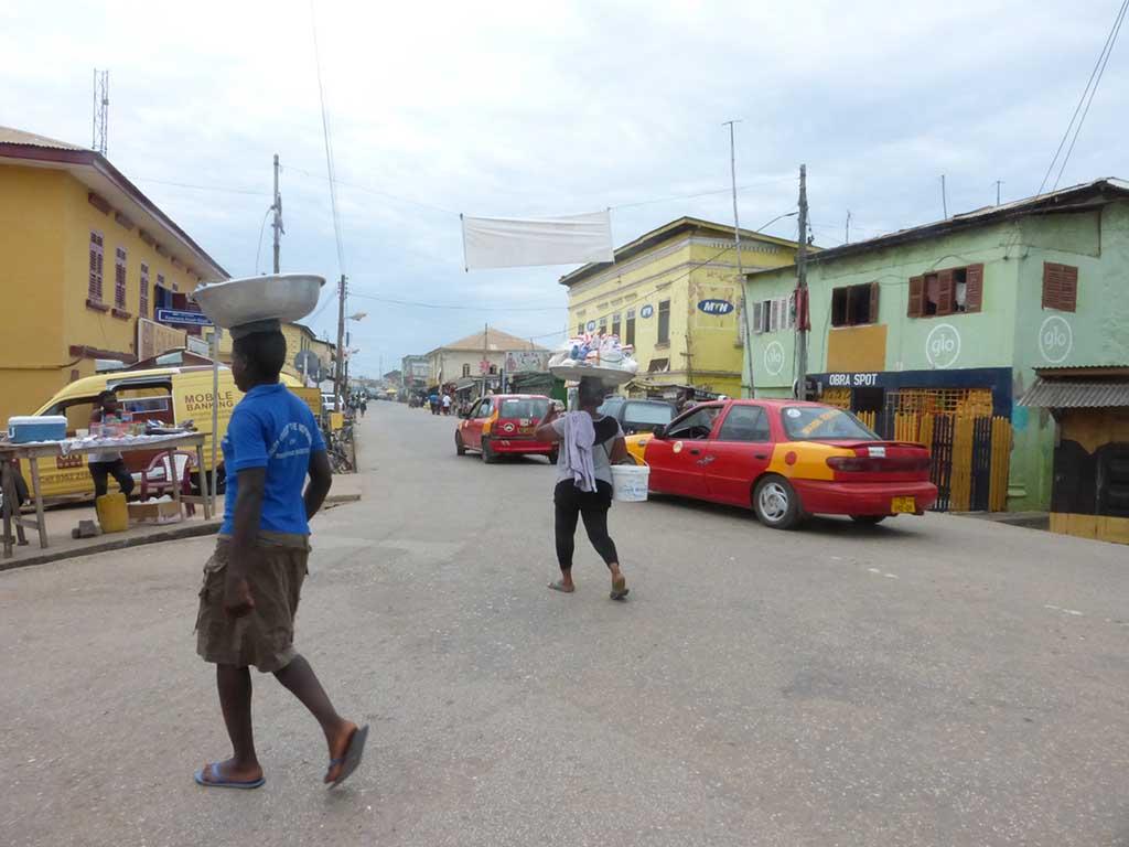 Calles de Elmina