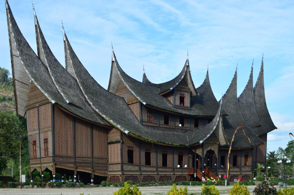 Palacio de Istano Basa Pagaruyung