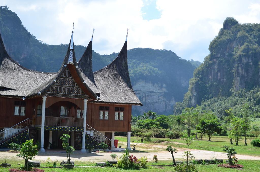 Paisaje en el Valle de Haru
