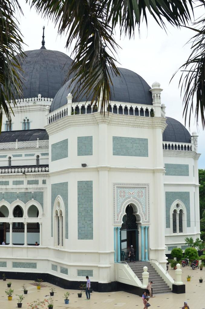 Gran Mezquita de Medan
