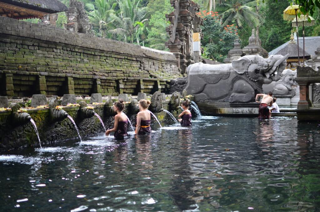 Templo Tirta Empul , Bali