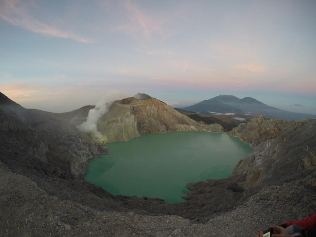 Volcan Ijen