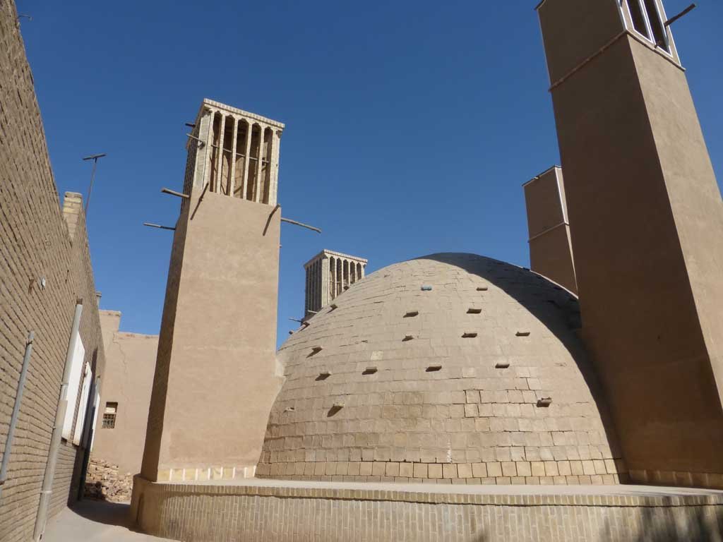 Badgir en Yazd