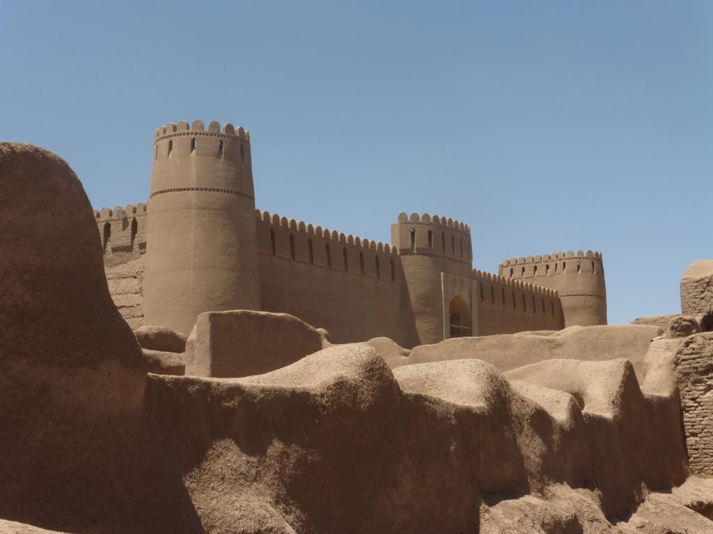 El Castillo Rayen (Arg-e Rayen)