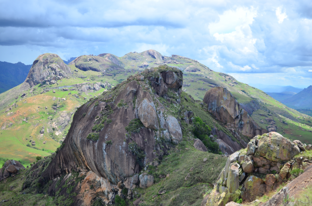 Andringitra, Madagascar