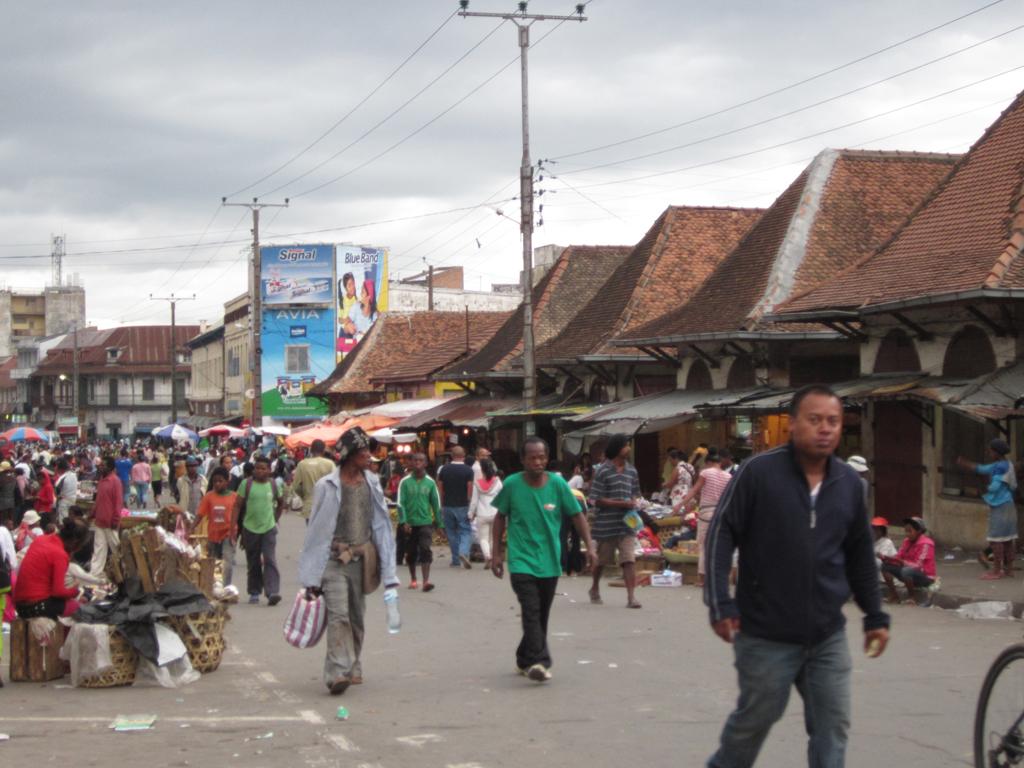 Mercado de Analakely, Antananarivo