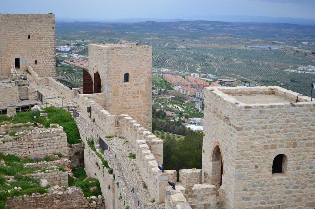 Visitar Jaén, Castillo