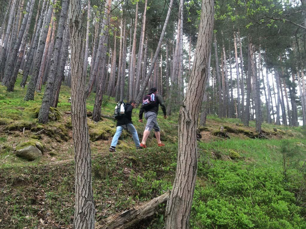Andorra trekking