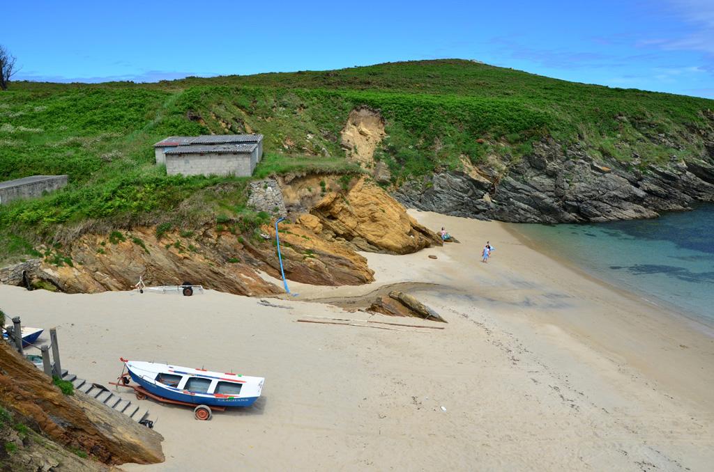 Ruta Ferrol Playa Sartaña