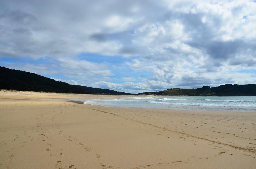 Ruta playas Ferrol