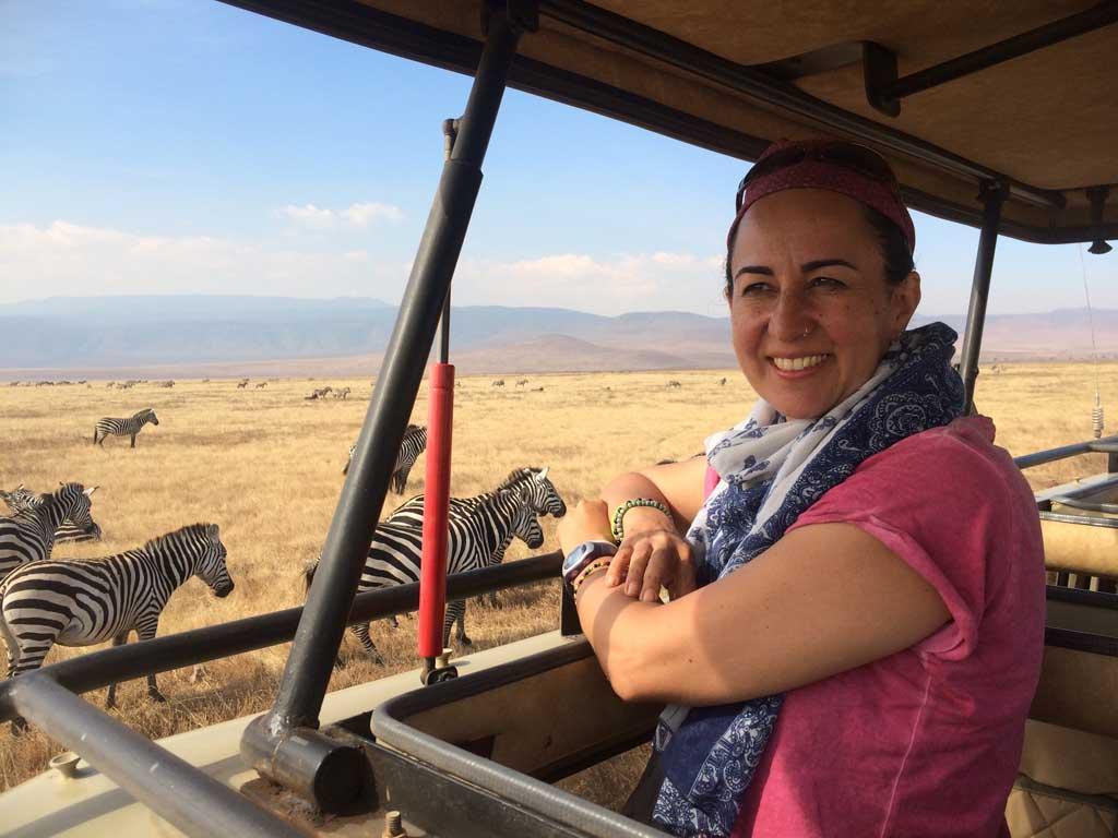 Tanzania, Safari, Ngorongoro, cebras