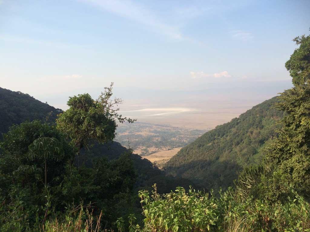 Tanzania, Safari, Ngorongoro