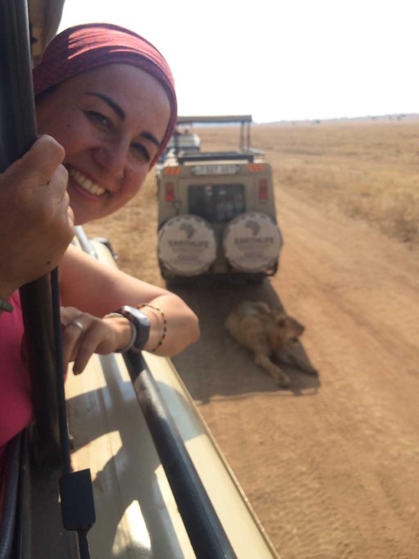 Tanzania, Safari, Serengeti, león