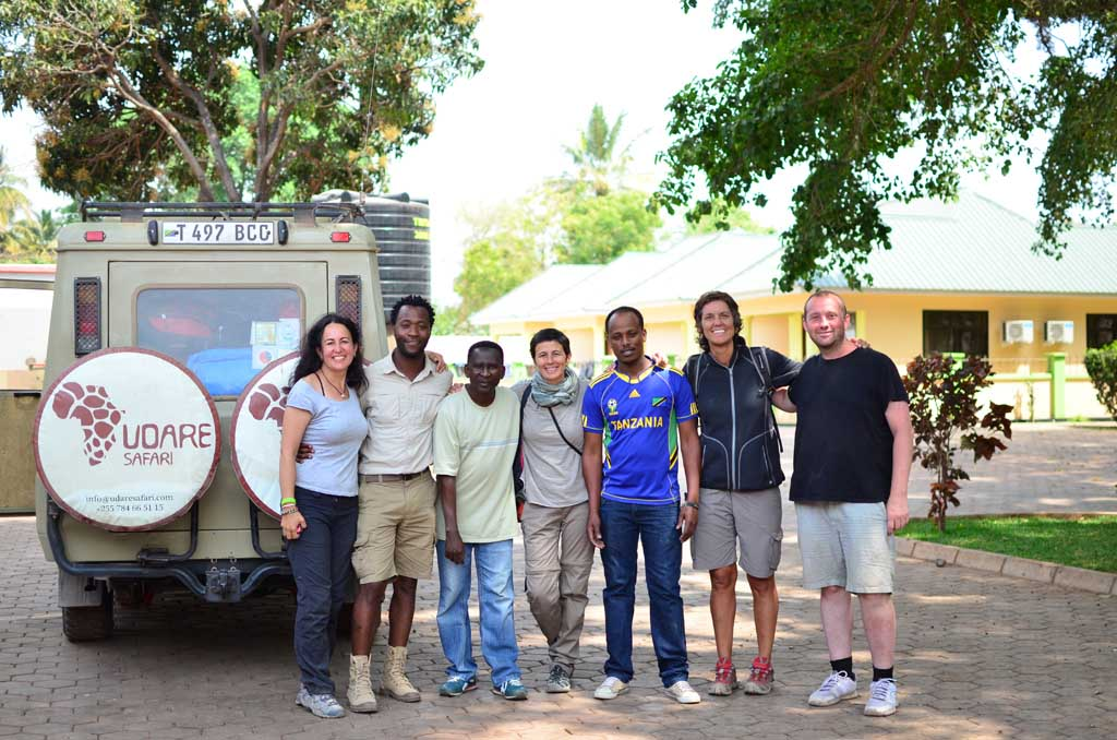 África, Tanzania, safari