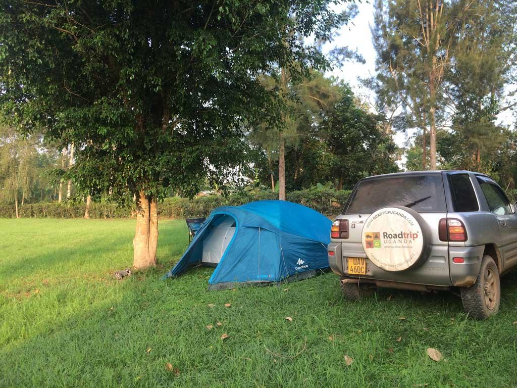 Roadtrip Uganda, conducir Uganda