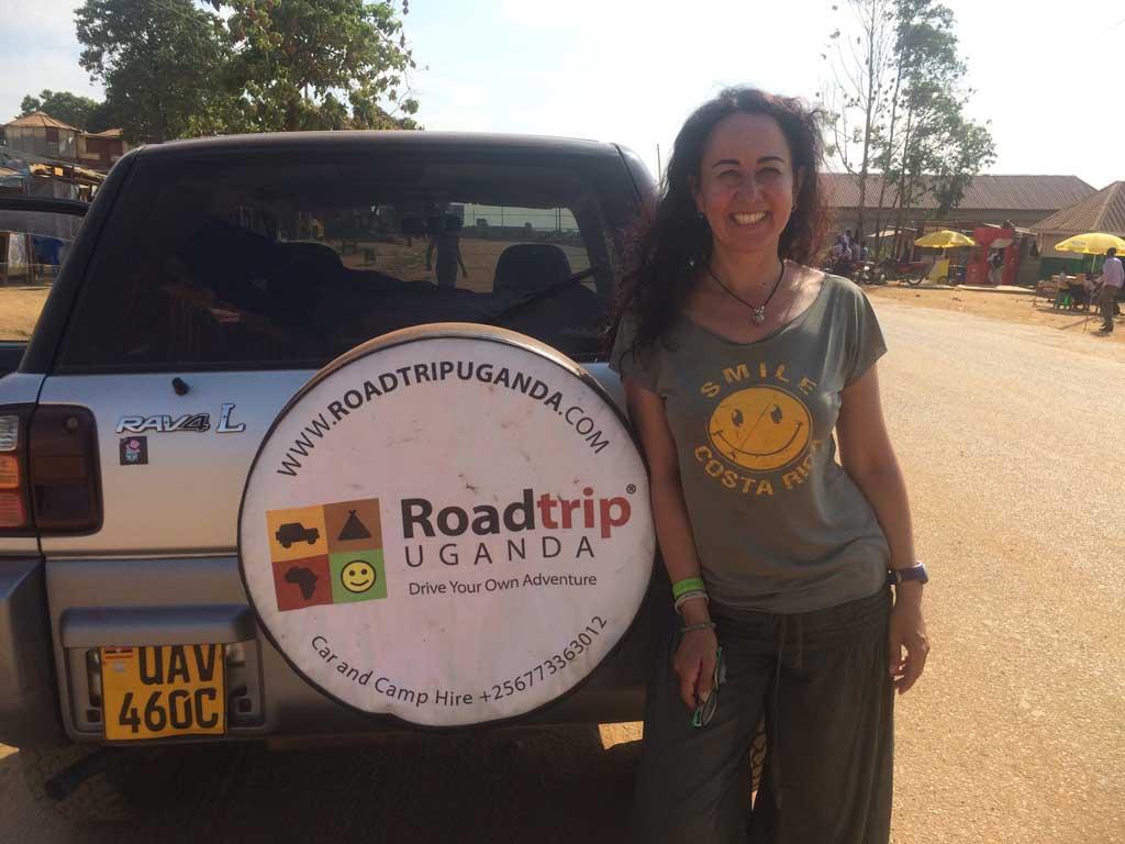 roadtrip Uganda conducir viaje