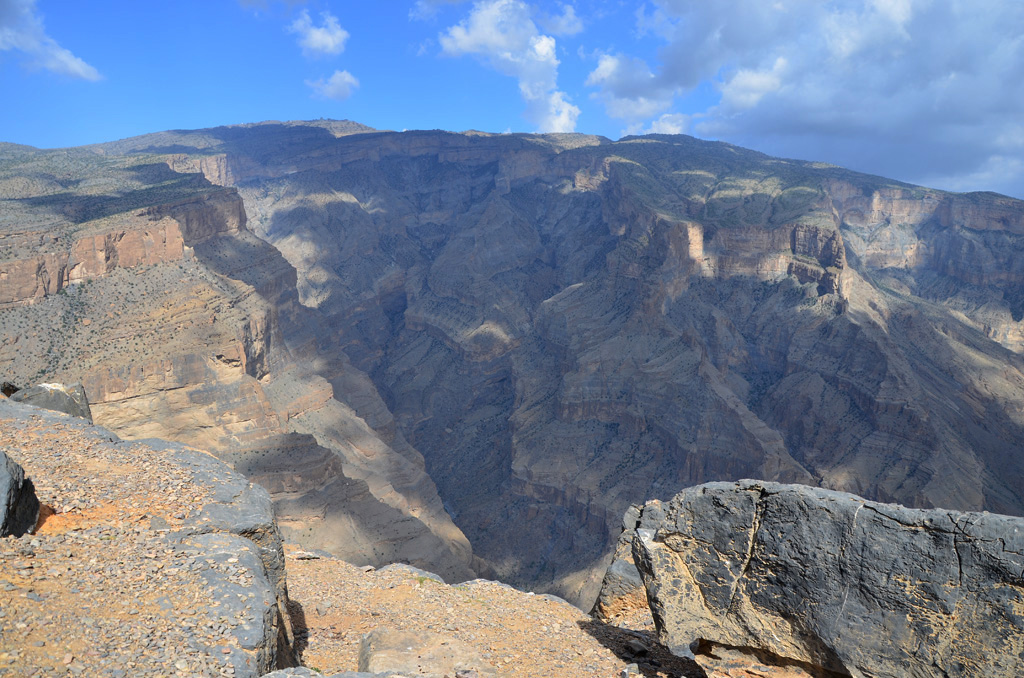 Ruta Omán, Itinerario Omán, Viaje Omán, Jebel Shams