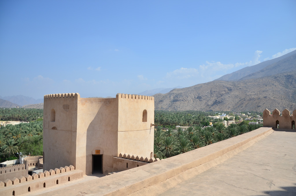 Ruta Omán, Itinerario Omán, Viaje Omán, Fuerte de Rustaq
