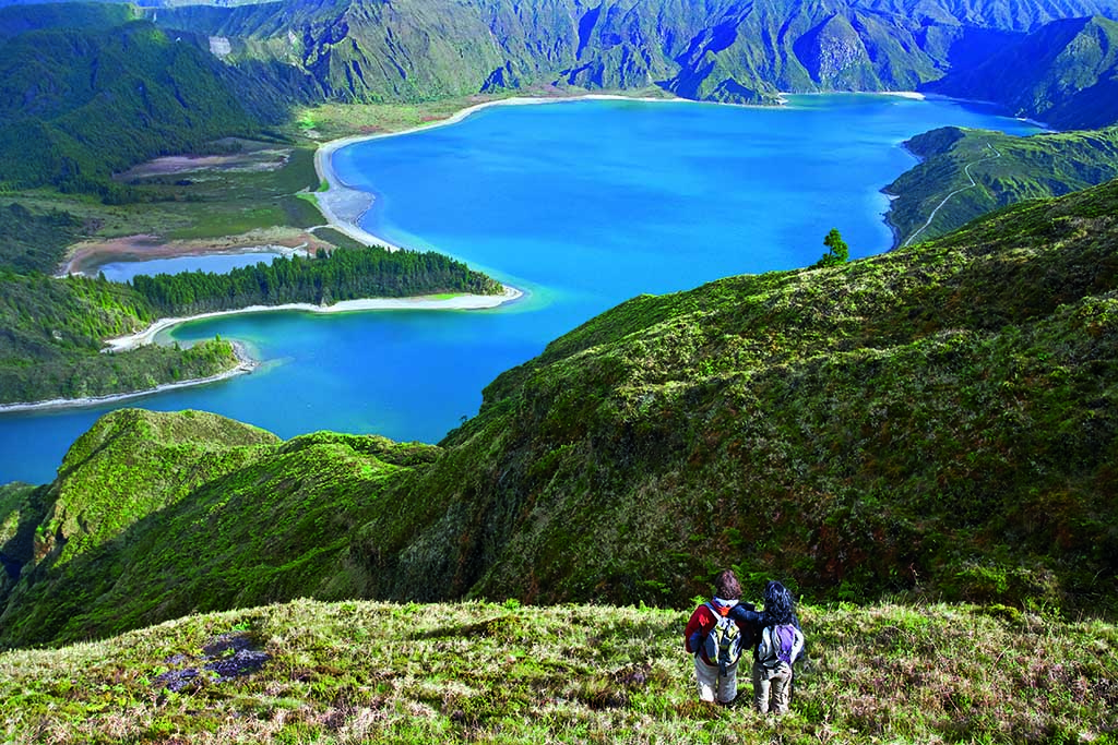 Viajar a Azores