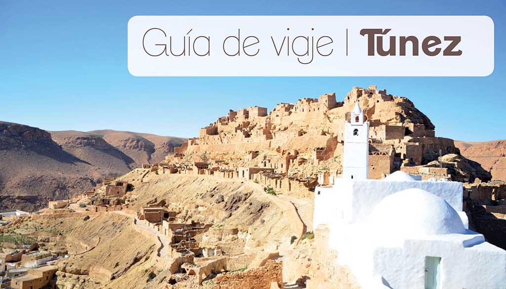 Guía viaje Túnez