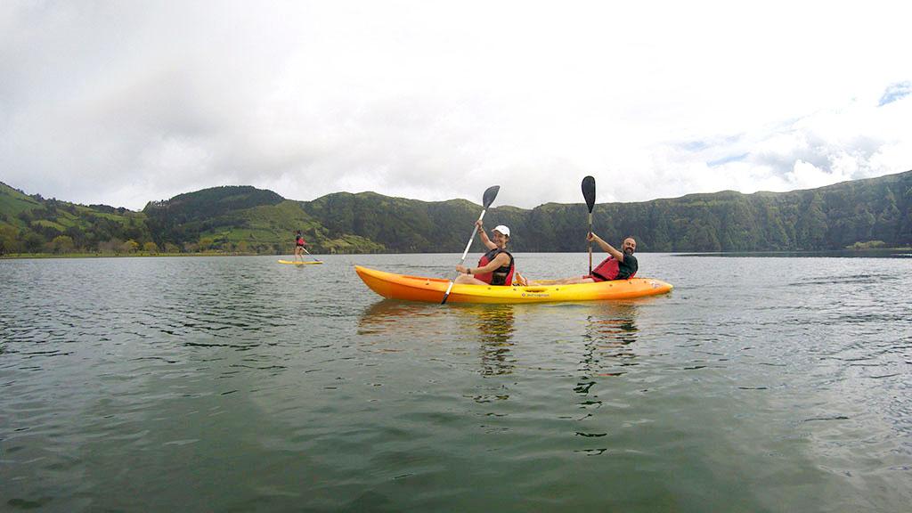 Actividades Azores