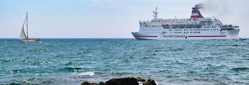 6 grandes ventajas de viajar en ferry